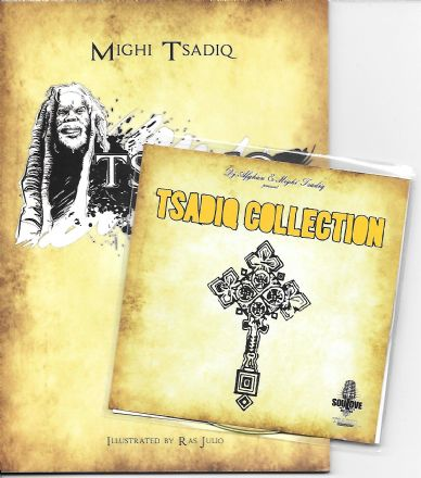 Various - Tsadiq Collection (Soulove) CD/Booklet